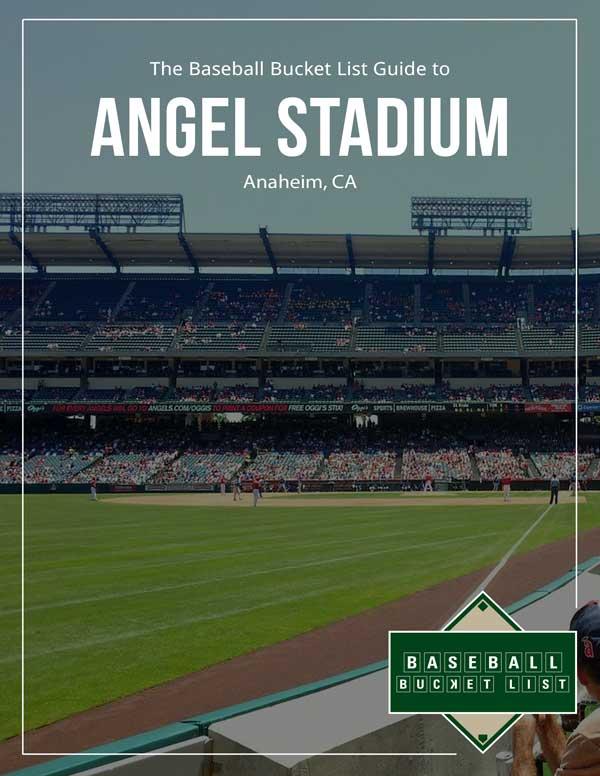 MLB Ballpark Guides - Angel Stadium Guide