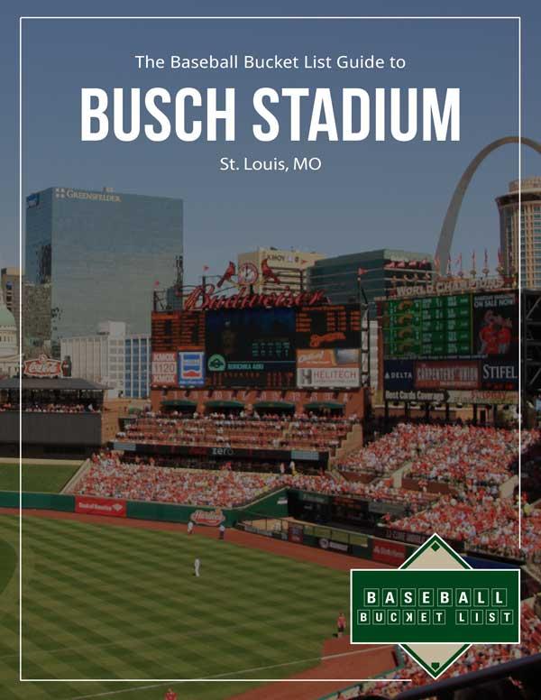 MLB Ballpark Guides - Busch Stadium Guide