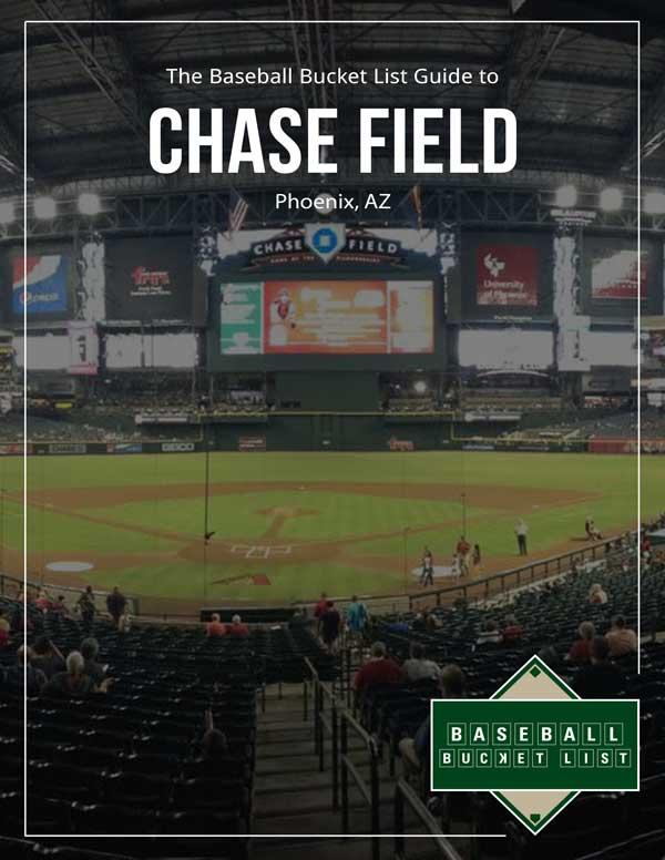 MLB Ballpark Guides - Chase Field Ballpark Guide