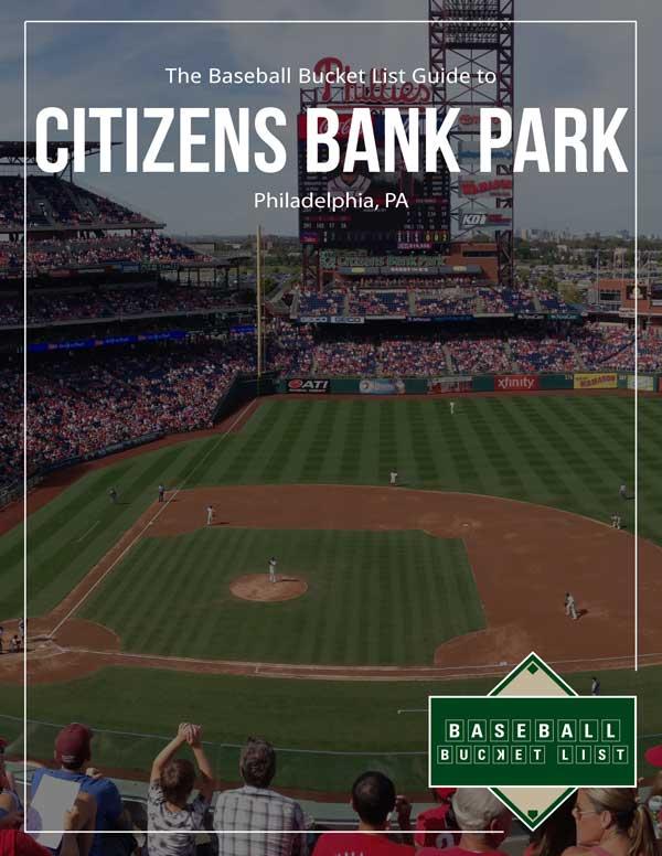 MLB Ballpark Guides - Citizen's Bank Park Guide