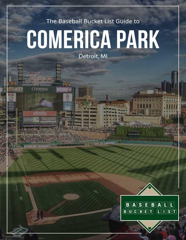 MLB Ballpark Guides - Comerica Park Guide