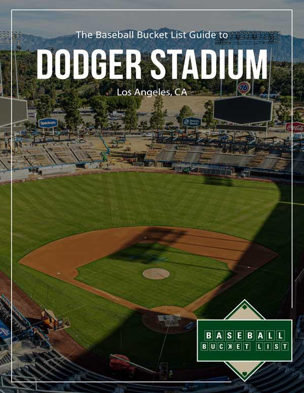 MLB Ballpark Guides - Dodger Stadium Guide