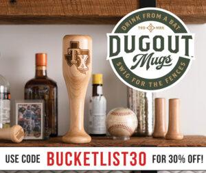 30% off at Dugout Mugs!