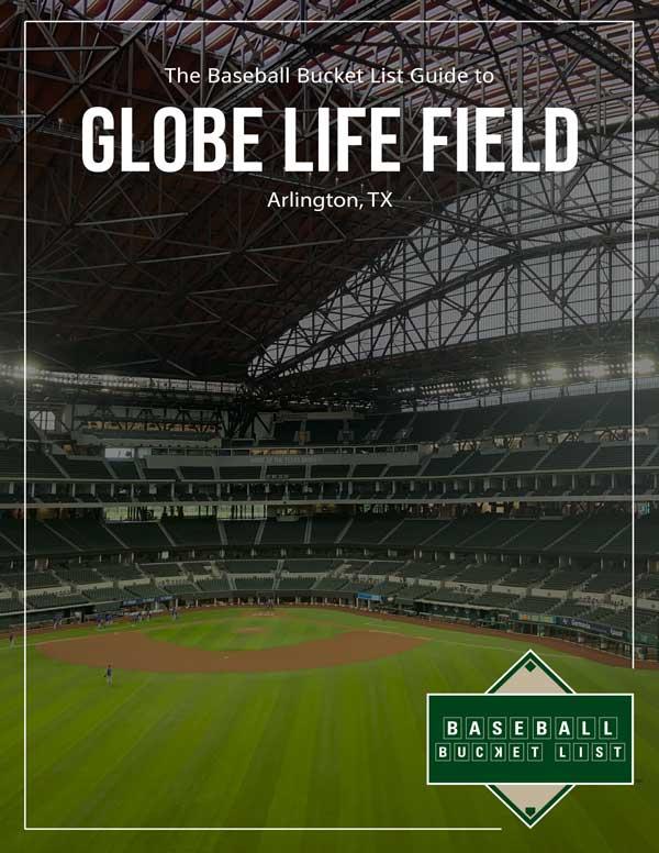 MLB Ballpark Guides - Globe Life Field Guide