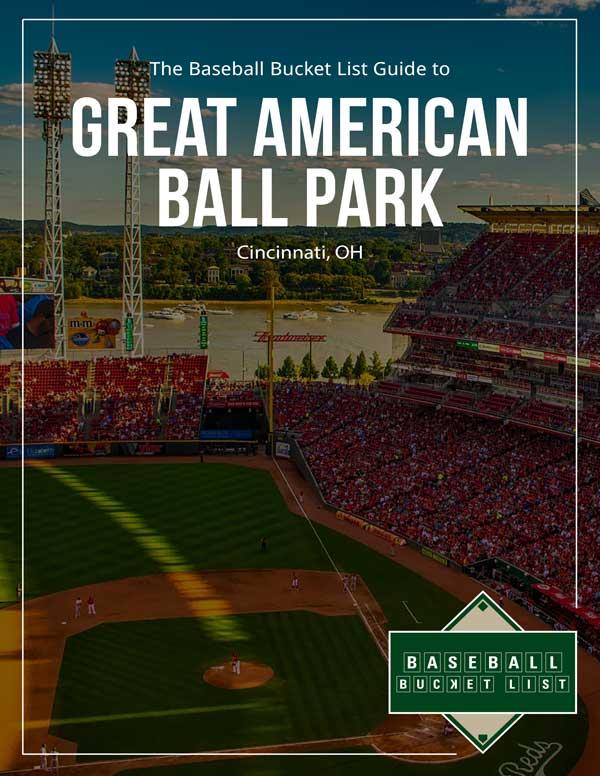 MLB Ballpark Guides - Great American Ball Park Guide