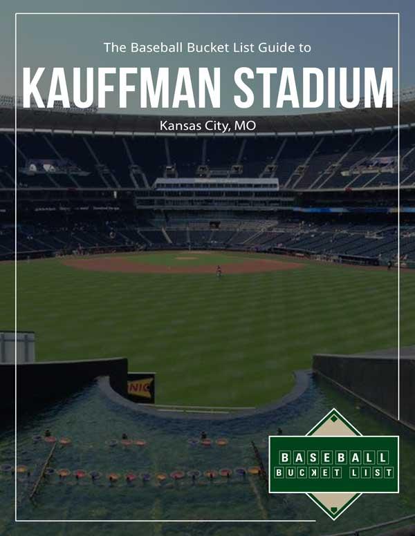 MLB Ballpark Guides - Kauffman Stadium Guide