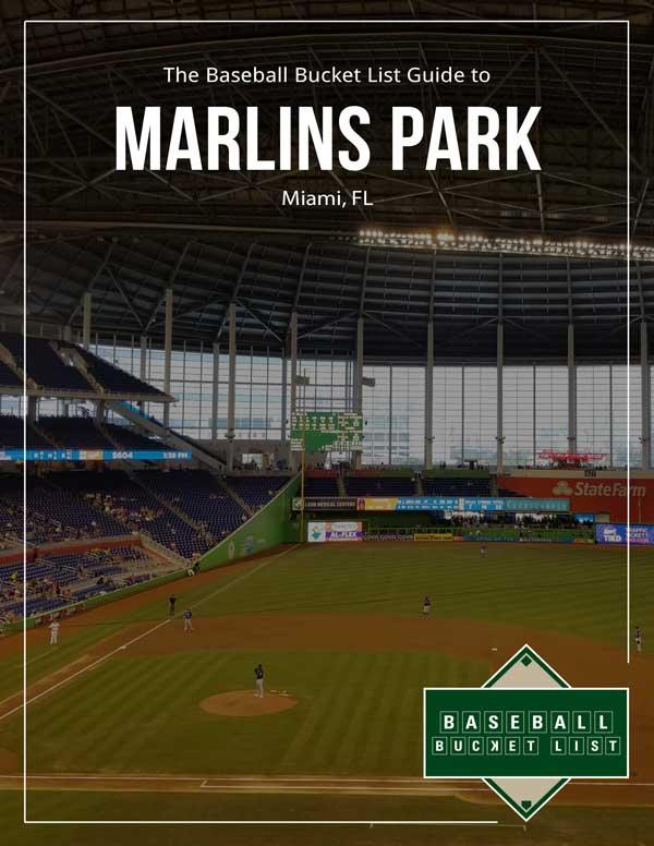 MLB Ballpark Guides - Marlins Park Guide
