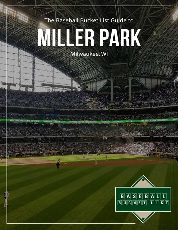MLB Ballpark Guides - Miller Park Guide