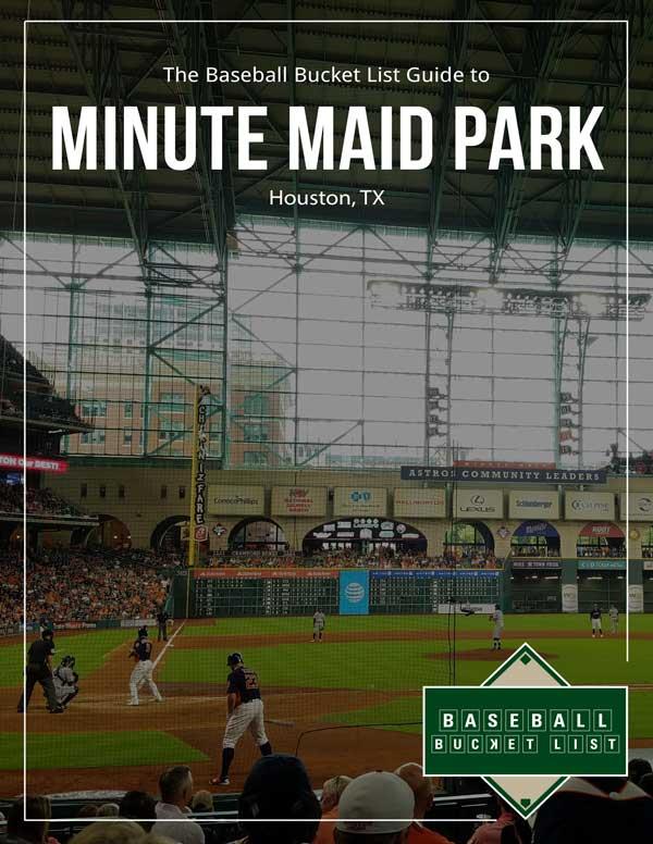 MLB Ballpark Guides - Minute Maid Park Guide