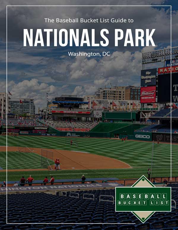 MLB Ballpark Guides - Nationals Park Guide