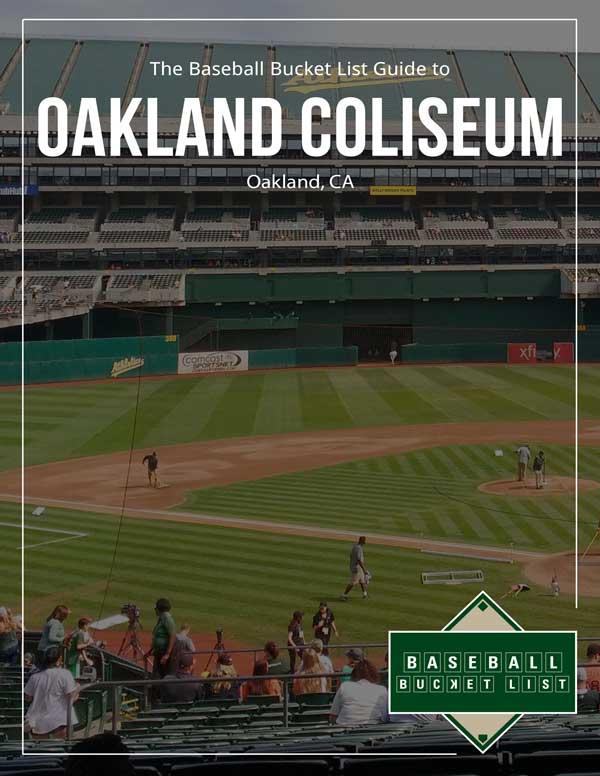 MLB Ballpark Guides - Oakland Coliseum Guide