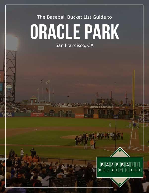 MLB Ballpark Guides - Oracle Park Guide
