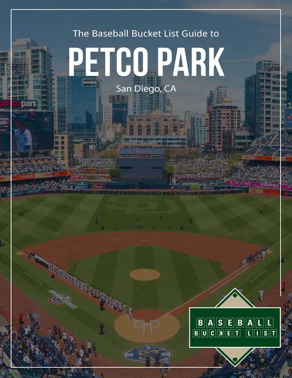 MLB Ballpark Guides - Petco Park Guide