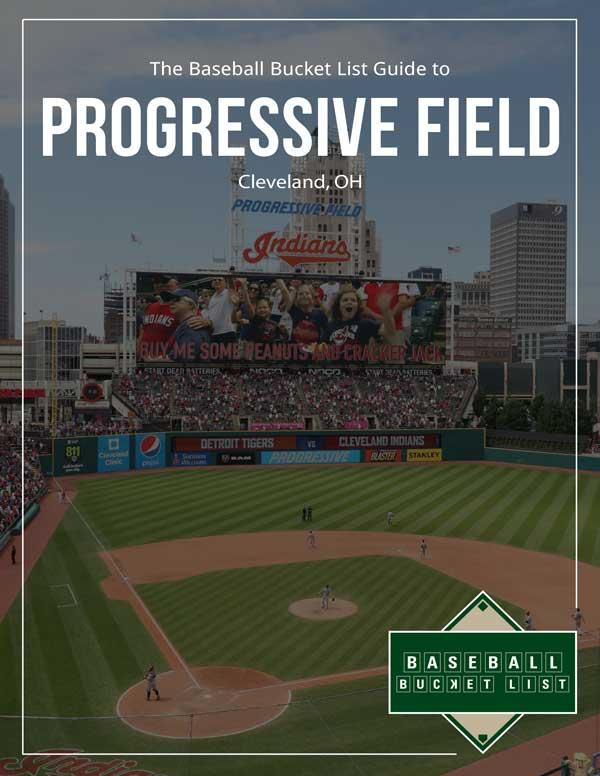 MLB Ballpark Guides - Progressive Field Guide