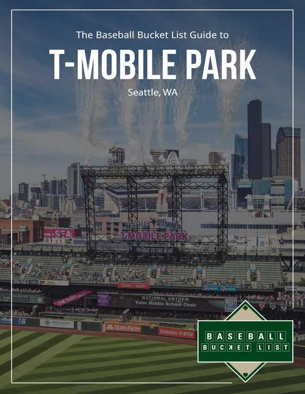 MLB Ballpark Guides - T-Mobile Park Guide