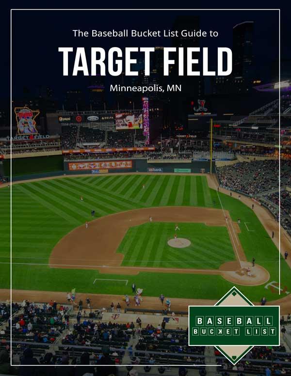 MLB Ballpark Guides - Target Field Guide