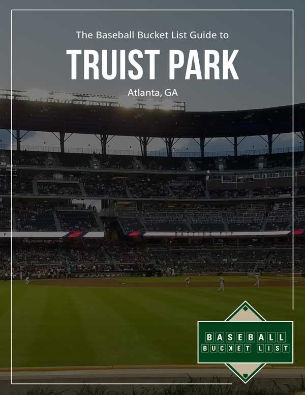 MLB Ballpark Guides - Truist Park Guide