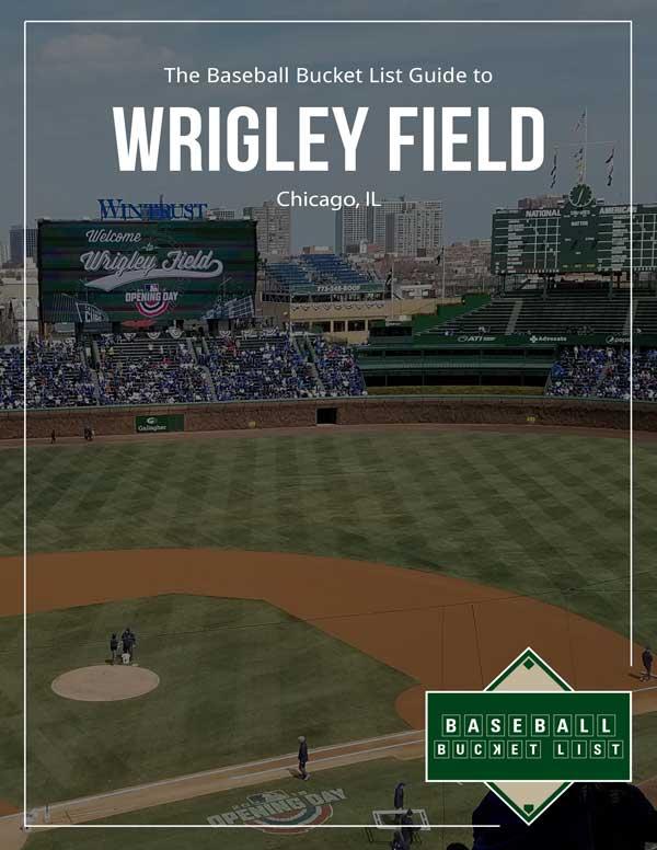 MLB Ballpark Guides - Wrigley Field Guide