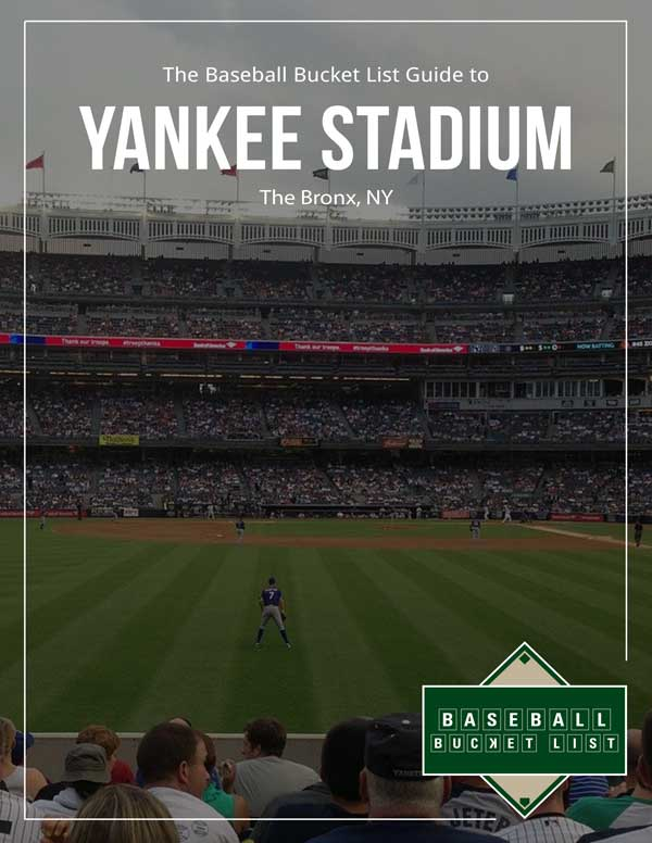 MLB Ballpark Guides - Yankee Stadium Guide