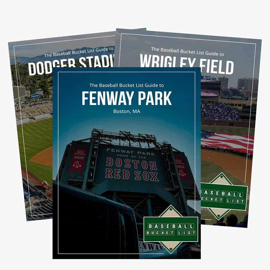 MLB Ballpark Guides