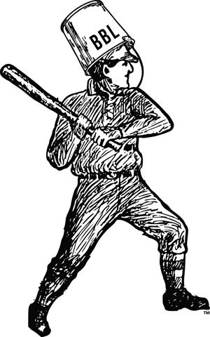 Baseball Bucket List Buckethead
